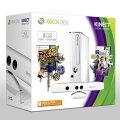 Xbox360 4GB+Kinect スペシャルエディション (ピュアホワイト)