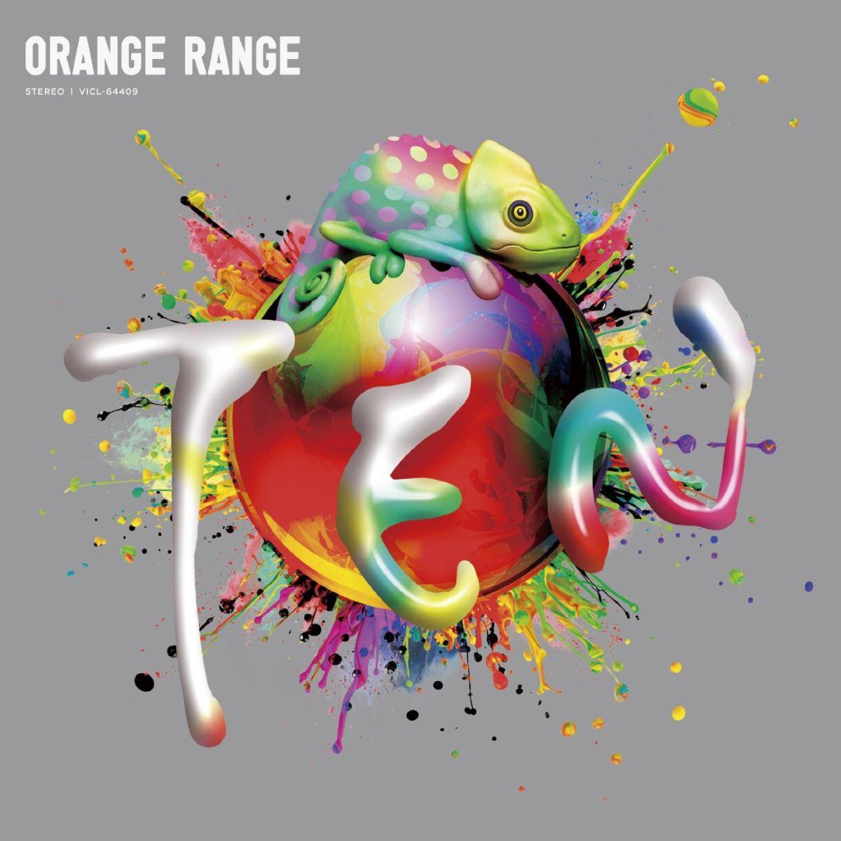 TEN [ ORANGE RANGE ]