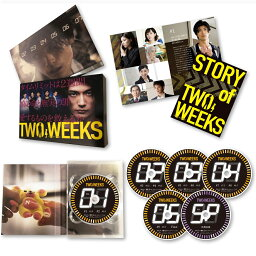 TWO WEEKS DVD-BOX [ <strong>三浦春馬</strong> ]