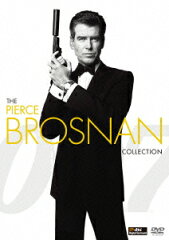 007/ピアース・ブロスナン DVDコレクション