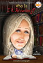 Who Is J.K. Rowling WHO IS JK ROWLING (Who Was... ) Pam Pollack