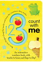 1 2 3 Count with Me 1 2 3 COUNT W/ME-LIFT FLAP (Trace-And-Flip Fun!) [ Tiger Tales ]