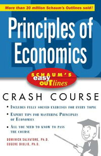 楽天ブックス: Schaum's Easy Outlines Principles of Economics ...