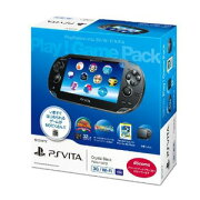 PlayStaiton Vita 3G/Wi-Fiモデル Play!Game Pack