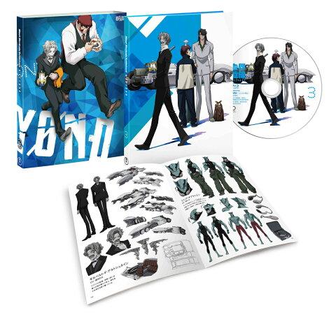 血界戦線 & BEYOND Vol.3(初回生産限定版)【Blu-ray】 [ 小山力也 ]