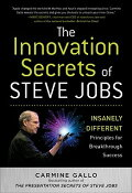 The Innovation Secrets of Steve Jobs: Insanely Different... at rakuten: 9780071748759