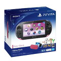 PlayStation Vita Value Pack �ԥ�/�֥�å�