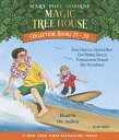 Magic Tree House Collection: Books 25-28: #25 Stage Fright on a Summer Night; #26 Good Morning, Gori MTH COLL BKS 25-28 3D (M..