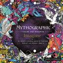 ショッピング楽天ブックス Mythographic Color and Discover_ Imagine_ An Artist's Coloring Book of Fantastic Worlds and Hidden O MYTHOGRAPHIC COLOR & DISCOVER [ Joseph Catimbang ]