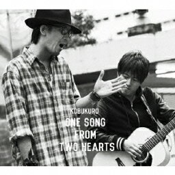 One Song From Two Hearts(初回限定盤 CD+DVD) [ <strong>コブクロ</strong> ]