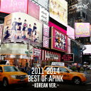 2011-2014 Best of Apink 〜Korean Ver.〜 [ Apink ]