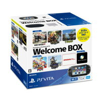 PlayStation Vita Wi-Fiモデル Welcome BOX