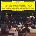ドヴォルザーク:チェロ協奏曲/チャイコフスキー:ロココの主題による変奏曲 [ ロストロポーヴィチ カ