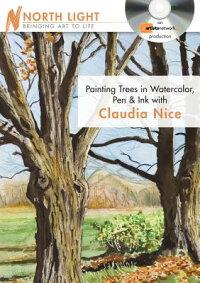 PaintingTreesinWatercolor,Pen&InkwithClaudiaNice