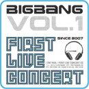 ��͢���ס� Big Bang 2007 1st Concert Live Album - The Real