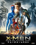 X-MEN:フューチャー&パスト 2枚組ブルーレイ&DVD【初回生産限定】【Blu-ray】