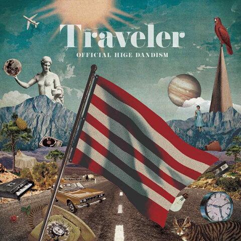 Traveler [ Official髭男dism ]