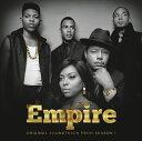 【輸入盤】Empire Cast: Season 1 Of Empire [ TV Soundtrack ]