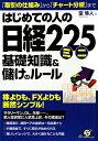【送料無料】はじめての人の日経225ミニ基礎知識&儲けのルール