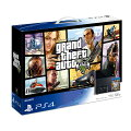 PlayStation4 Grand Theft Auto V Packの画像