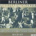 管弦樂 - 【輸入盤】ベルリン・フィルハーモニー管弦楽団/名演奏集(10CD) [ オムニバス(管弦楽) ]