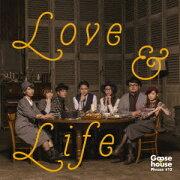 <span>ポイント5倍</span>LOVE & LIFE (初回限定盤 CD+DVD)