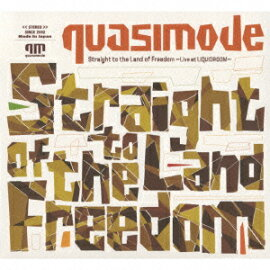 Straight to the Land of Freedom ���Live at LIQUIDROOM���