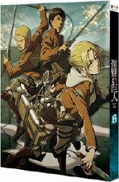 進撃の巨人 6【Blu-ray】 [ <strong>梶裕貴</strong> ]