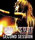 KODA KUMI Live Tour 2006-2007 SECOND SESSION【Blu-ray】