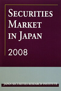 SecuritiesmarketinJapan��2008��