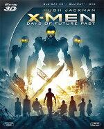 X-MEN:フューチャー&パスト 3枚組コレクターズ・エディション【初回生産限定】【Blu-ray】