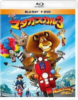 マダガスカル3 ブルーレイ&DVD<2枚組>【Blu-ray】