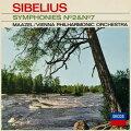 シベリウス:交響曲第2番・第7番