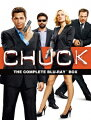 CHUCK/チャック <シーズン1-5> ブルーレイ全巻セット【Blu-ray】