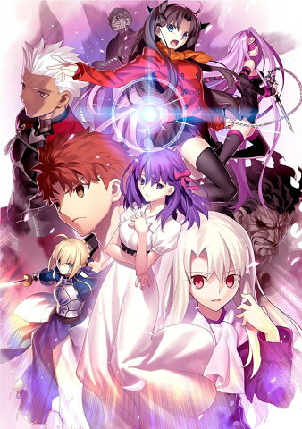 劇場版「Fate/stay night [Heaven's Feel] I.presage flower」(完全生産限定版)【Blu-ray】 [ 奈須きのこ ]