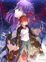 劇場版「Fate/stay night [Heaven's Feel] I.presage flower」(完全生産限定版)【Blu-