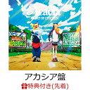 【先着特典】アカシア盤 「アカシア / Gravity」 (CD+DVD+グッズ) (「アカシア」ver.クリアファイル(A5サイズ)) [ BUMP OF CHICKEN ]