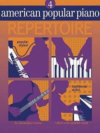 American_Popular_Piano��_Repert