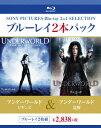 アンダーワールド 覚醒/アンダーワールド ビギンズ【Blu-ray】 マイケル シーン