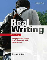 Real Writing With Readings: Paragraphs and Essays for College, Work ...