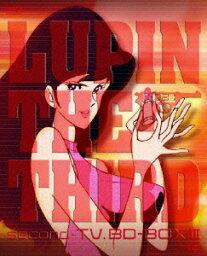 ルパン三世 Second-TV.BD-BOX3 【Blu-ray】 [ <strong>山田康雄</strong> ]