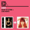 【輸入盤】2 For 1: Heart Of Stone / Love Hurts [ Cher ]