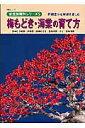 梅もどき・海棠の育て方