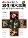 樹木医が教える緑化樹木事典 病気・虫害・管理のコツがすぐわかる! [ 矢口行雄 ]