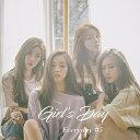 【輸入盤】5th Mini Album: Girl's Day Everyday [ Girl's Day ]