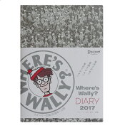 Where's Wally Diary 2017
