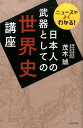 日本人の武器としての世界史講座 [ 茂木誠 ]