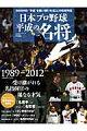 日本プロ野球平成の名将