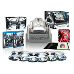 X-MEN セレブロ・コレクション<CEREBROヘルメット付> 【数量限定生産】【Blu-ray】