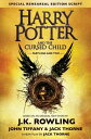 HARRY POTTER & THE CURSED CHILD PART 1&2 [ J.K. ROWLING ]
